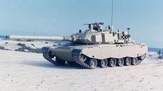 Dez veículos militares projetados e construídos no Brasil - Osório, da Engesa