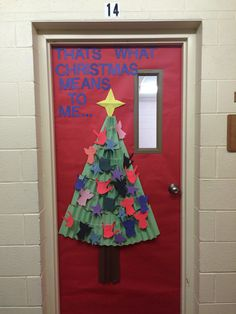 christmas door idea by mrs crimmins whca christmas classroom door christmas door