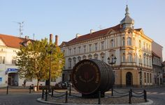 Žatec - Žatec: a town which is home to the Temple of Hops and Beer Europe Photos, Old City, Prague, Czech Republic, Temple, Places To Visit, Street View, Beer, Building