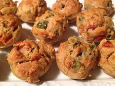 Découvrez les recettes Cooking Chef et partagez vos astuces et idées avec le Club pour profiter de vos avantages. http://www.cooking-chef.fr/espace-recettes/aperitif-dinatoire/muffins-thon-poivrons