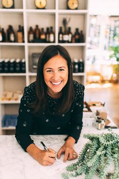 Meet Tara Foley, President of Follain,  #theeverygirl