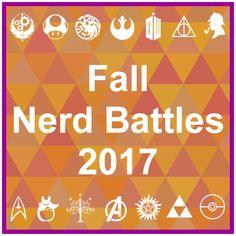 Fall Nerd Battles 2017.