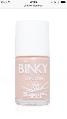 Taupe Gel effect #binkylondon