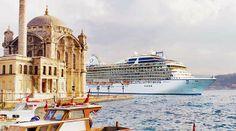 Black Sea Legends #Cruise Aboard Oceania Riviera!
