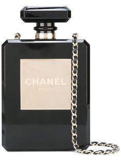 Shop Chanel Vintage perfume bottle shoulder bag. Vintage Bags, Vintage  Purses, Vintage Chanel 1afeeb2782