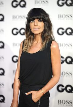 Strictly Come Dancing's Claudia Winkleman reveals why she'll never cut her fringe