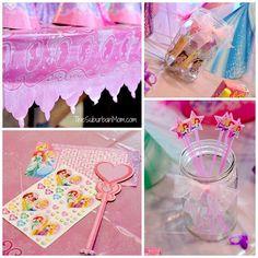 Disney Princess Party Favors & Ideas