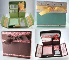 Handmade Boxed Stationary Set with Handstamped Cards and Tags Handmade Stationary, Stationary Gifts, Stationery Set, Papier Diy, 3d Paper Crafts, Paper Crafting, Handmade Greetings, Handmade Cards, Handmade Gifts