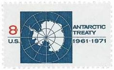 1971 8c Antarctic Treaty Scott 1431 Mint F/VF NH www.saratogatrading.com