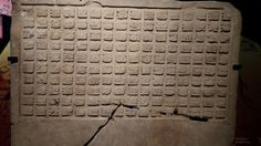Panel. Cancuén, Guatemala. Período Clásico Tardío (año 799) #MarqMayas