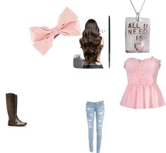 """Untitled #47"" by minnow-star on Polyvore"