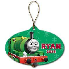 Thomas & Friends Percy Ornament