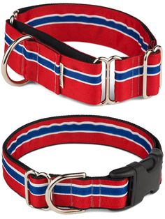 Which is your favorite type of dog collar - martingale (top) or side-release (bottom)? Custom Dog Collars, Handmade Dog Collars, Dog Collars & Leashes, Designer Dog Collars, Types Of Dogs, Collar And Leash, Your Favorite, Printing On Fabric, Your Dog