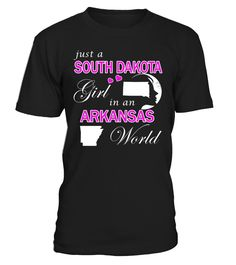 Just a South Dakota Girl in an Arkansas World #SouthDakota