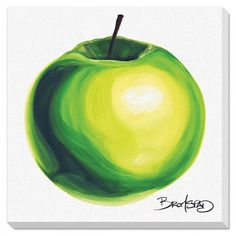 An Apple a Day - Artwork by David Bromstad