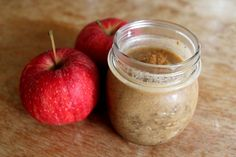 Appel Chia Seed Pudding