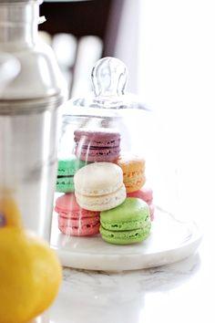 Make desserts a centerpiece at your party (via Stephanie Sterjovski)