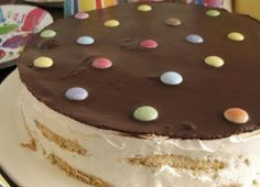 Birthday Cakes, Pudding, Desserts, Food, Tailgate Desserts, Deserts, Birthday Cake, Eten, Puddings