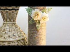 Crea dei Vasi Rustici con i Barattoli Pringles - Fai da Te Casa - Guidecentral - YouTube