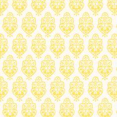 Dena Fishbein - Sunshine Cotton Linen - Ornament in Yellow