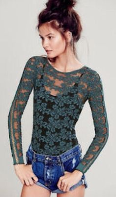 1a75ea2a1bd6d Free People Solid Long Sleeve Knit Tops for Women