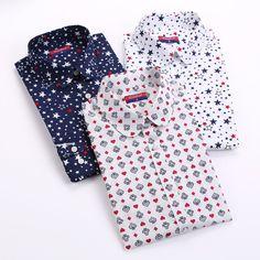 Brand New Women Blouses Turn Down Collar Long Sleeve Blouse Cotton Camisas Femininas XXXL Plus Size Women Tops 2015
