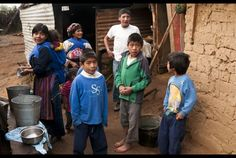 """June 27--Called the """"invisible killer,"""" chronic malnutrition isn't necessarily a lack of food but a shortage of the right kind. Read on for more info on the state of malnutrition in Guatemala"""