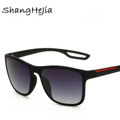 fa0c81c9525 NEW Fashion Sunglasses Men Driving Sun Glasses For Men Brand Design High  Quality Mirror Eyewear Male