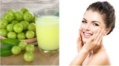 Amla when combined with the most basic ingredients and you are sure to get the best results. Try these remedies and enhance your look. Amla Juice Benefits, Health Benefits, Amla Recipes, How To Grow Your Hair Faster, Skin Food, Skin Treatments, Good Skin, Healthy Skin, Natural Remedies