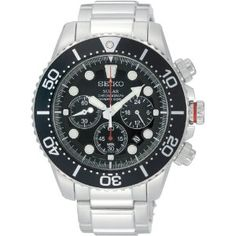 Mens Watch - [セイコー]SEIKO 腕時計 ソーラー ダイバーズクロノ 逆輸入 海外モデル SSC015PC メンズ 【逆輸入品】 | 最新の時間センター
