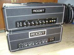 Roost wie Hiwatt Sound City Bass Gitarre Amp & Case Verstärker UK in Bremen (Stadt) - Neustädter Hafen | Musikinstrumente und Zubehör gebraucht kaufen | eBay Kleinanzeigen