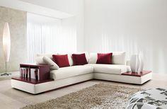 Freedom sofa by Samoa, made in Italy