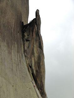 'Pedra do Lagarto' - Stone Lizard -  anexa à Pedra Azul em Domingos Martins no Estado do Espírito Santo - Brasil.