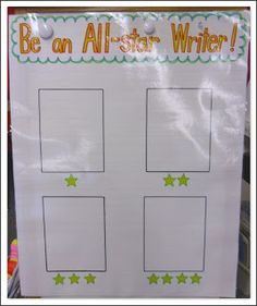 Mrs. Byrd's Learning Tree: All-Star Student Writing Rubric