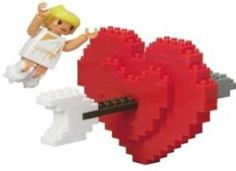 Nanoblock mamelog Love ML-027 by Kawada. $18.81. ?. ?