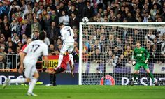 Real Madrid vs Manchester United Cr7 skilled header