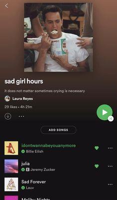 when you just feel sad #sadsongs #music #playlist #spotify #indie Indie Pop Music, Music Mood, Mood Songs, Playlist Names Ideas, Love Songs Playlist, Spotify Playlist, Heartbreak Songs, Music Songs, Music Videos