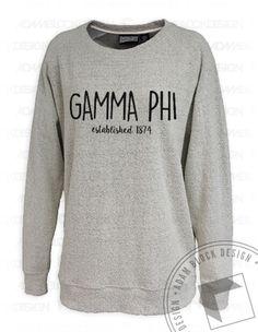 11 Best Gamma Phi T Shirts Images Gamma Phi Beta Block Design