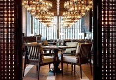 Restaurant, The Chedi, Andermatt