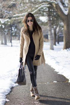 Hello Fashion: Snow Bunny