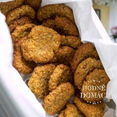 Mrkvové sušenky | Hodně domácí
