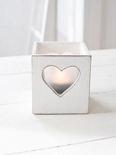 Heart Tealight Box