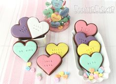 Love Message Cookies | Flickr - Photo Sharing!