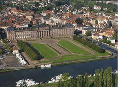 Saverne : château des Rohan
