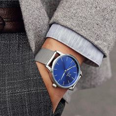 You can have anything you want if you dress for it. Iconic Silver/Blue (:@Whatmyboyfriendwore) #vodrich