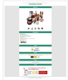 Amazing ebay shop store design ebay listing html template buy ebay html listing templates ebay auction templates for online beauty pronofoot35fo Image collections