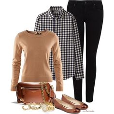 """Autumn Attire"" by archimedes16 on Polyvore"