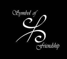 Symbol of friendship – need to verify. Symbol of friendship – you need to check … tattoo? Bff Tattoos, Bestie Tattoo, Love Tattoos, Body Art Tattoos, Tatoos, Tatoo Best Friends, Best Friend Tattoos, Best Friend Symbol Tattoo, Small Friendship Tattoos