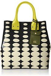 Orla Kiely Damask Flower Textured Vinyl Jeanette Convertible Shoulder Bag from $40.99 by Amazon BESTSELLERS