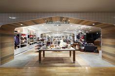 Afternoon Tea LIVING Store by HEADSTARTS, Tokyo – Japan » Retail Design Blog